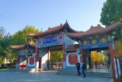 铁佛寺景区
