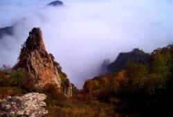 天生桥瀑布群风景区