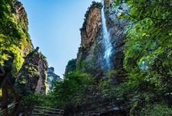 野三坡故事:景观奇绝,海棠峪的由来