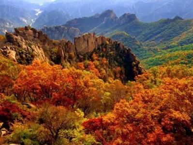 河北秋天哪里最美?这四个绝美赏秋目的地值得打卡