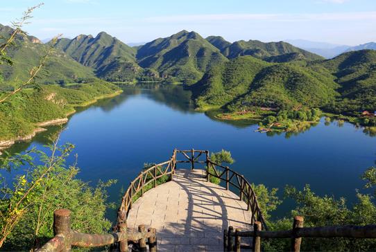 易水湖老子峰景区  第4张