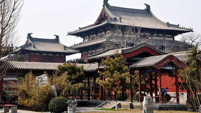 隆兴寺简介(景区介绍+门票价格)