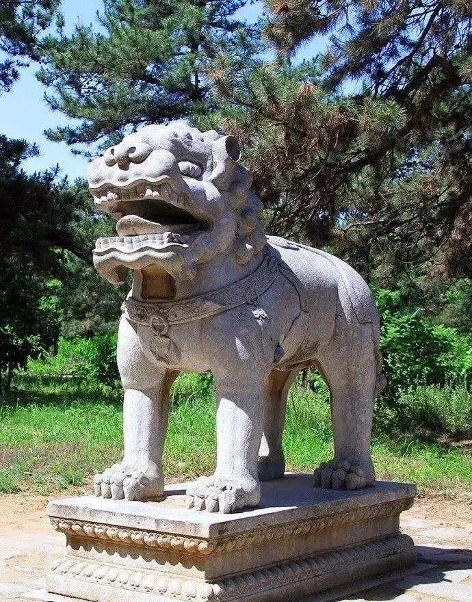 清西陵石像生的故事  第3张