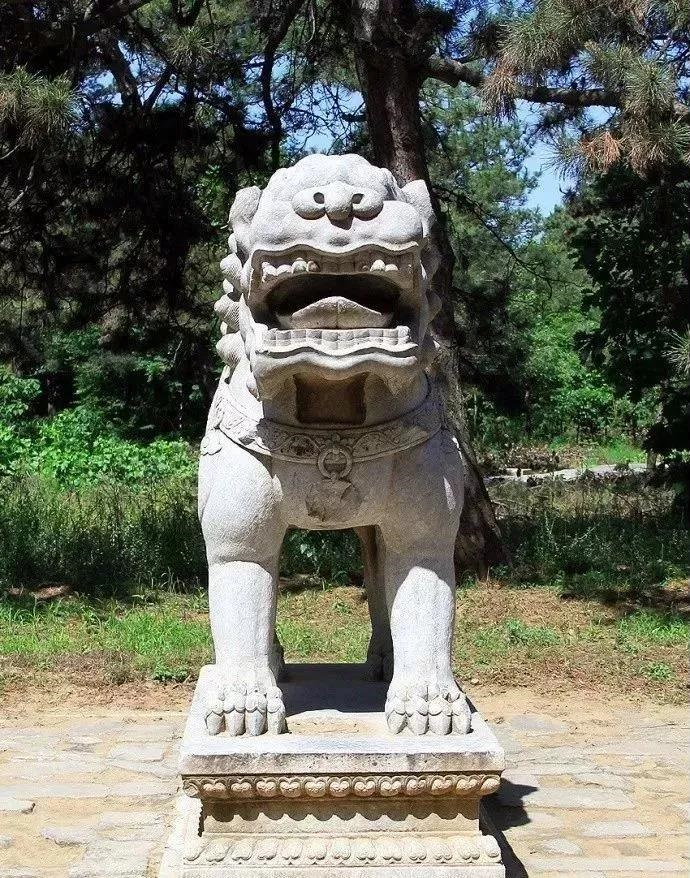 清西陵石像生的故事  第4张