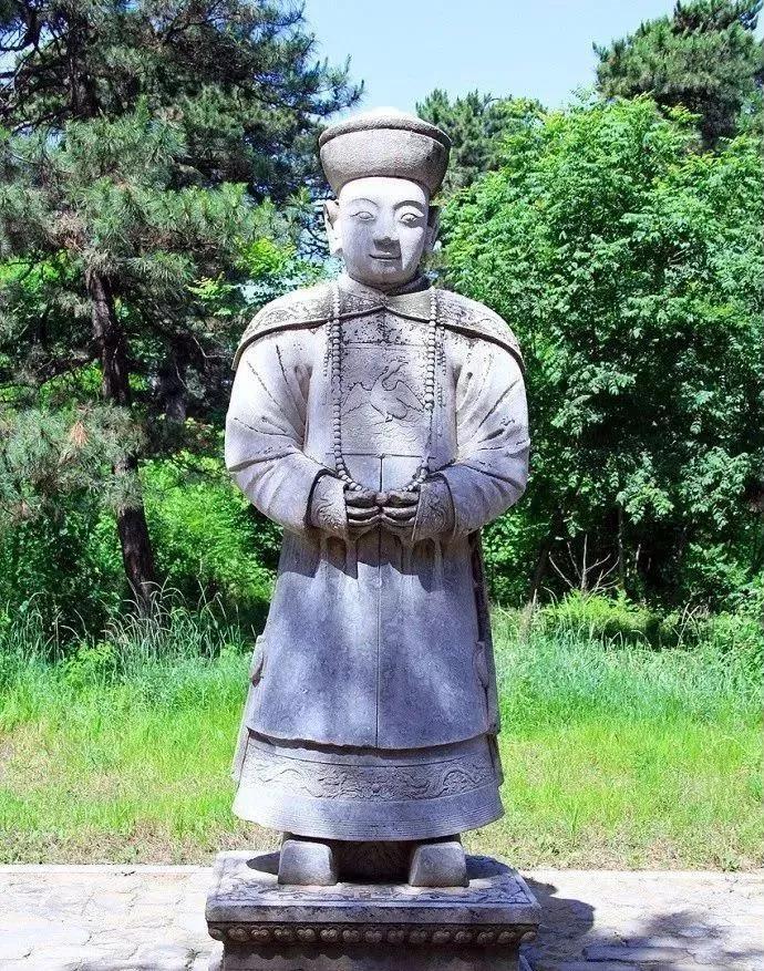清西陵石像生的故事  第8张