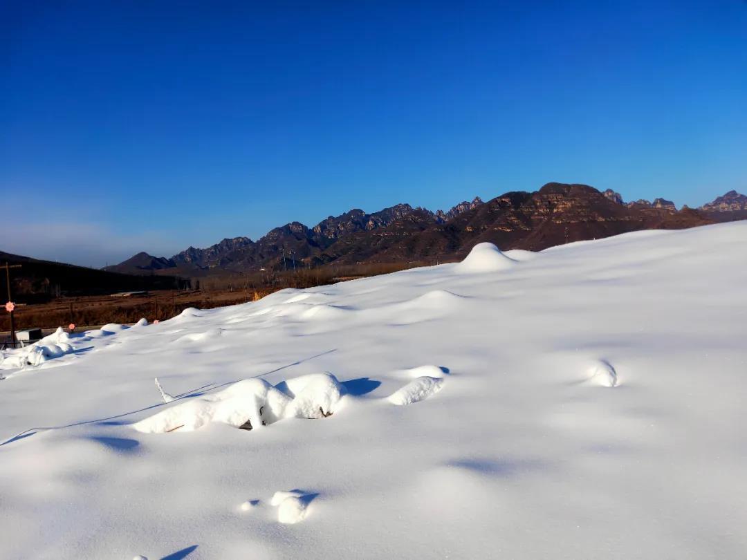 狼牙山滑雪场12月18日开园!试滑期门票70元!  第6张
