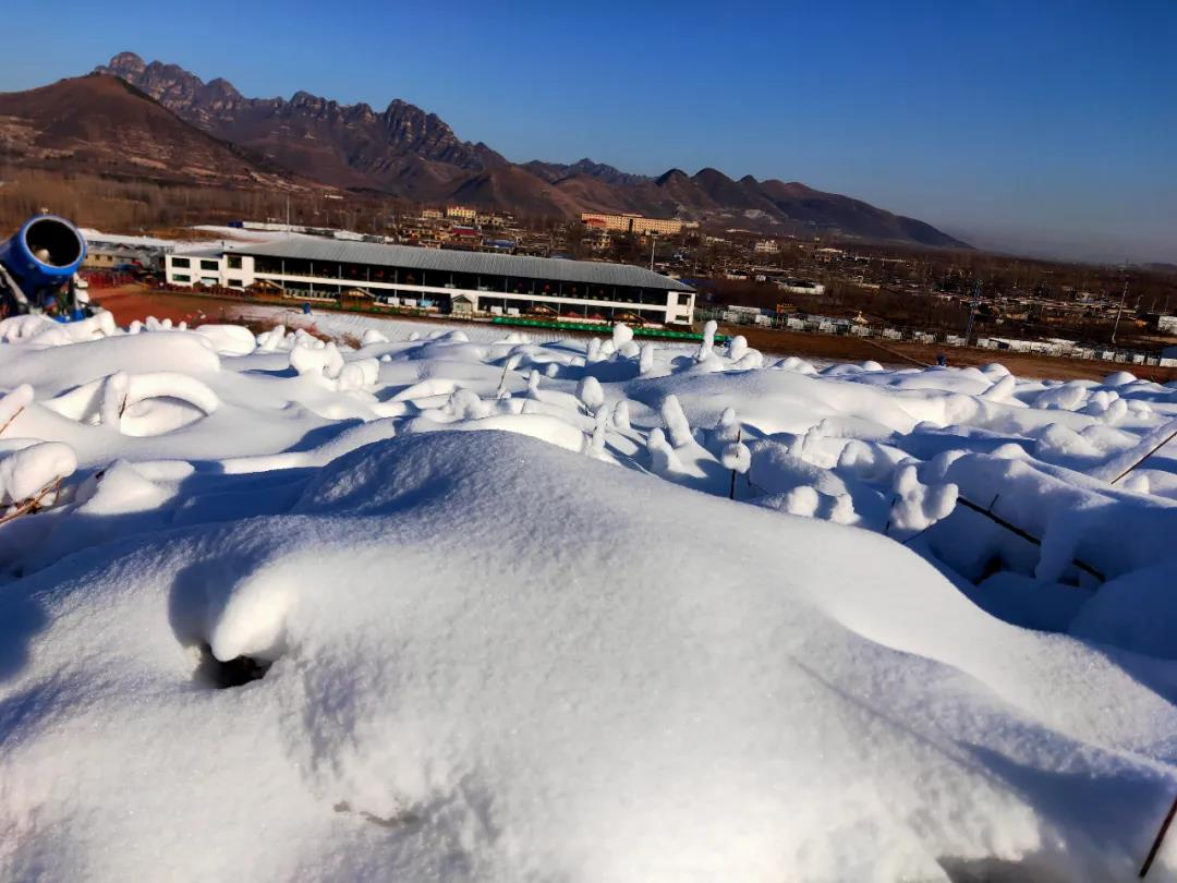 狼牙山滑雪场12月18日开园!试滑期门票70元!  第5张