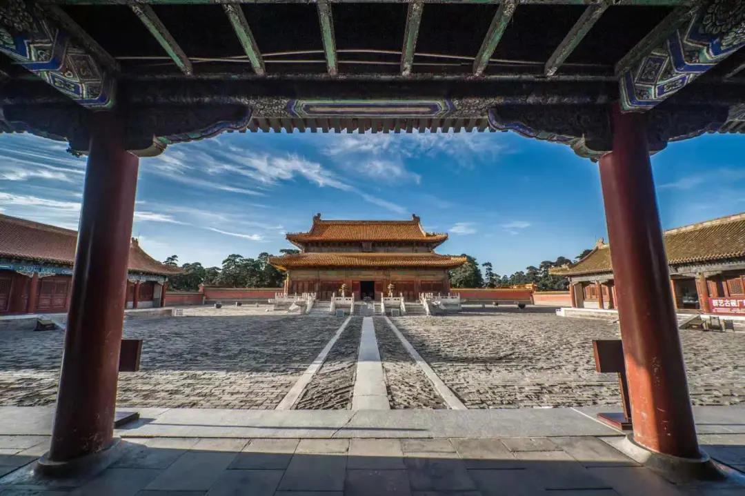 关于清西陵景区恢复开放的公告