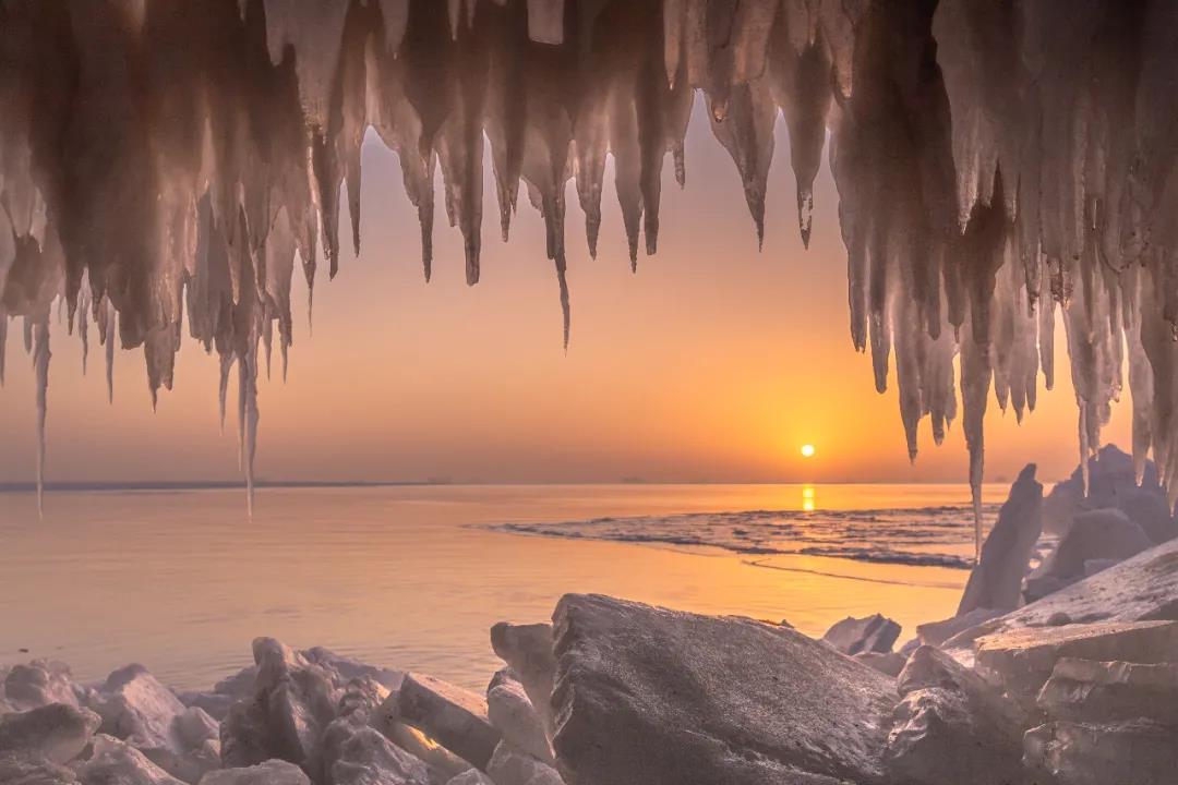 北戴河冬季最佳观赏地点  第2张