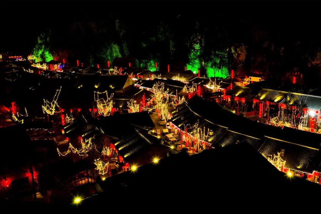 2021保定夜游指南:星空之下,见识不一样的小镇!  第15张
