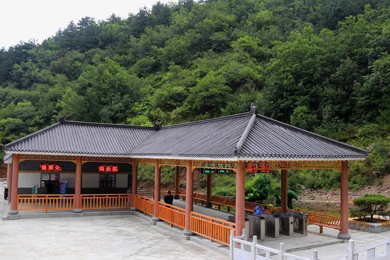 8月23日,野三坡百草畔景区开园营业啦!  第2张