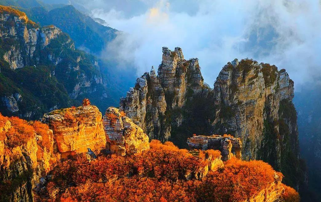 河北秋天哪里最美?这四个绝美赏秋目的地值得打卡  第2张